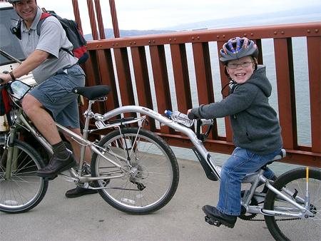 変てこりんな自転車3