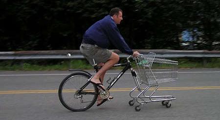 変てこりんな自転車10