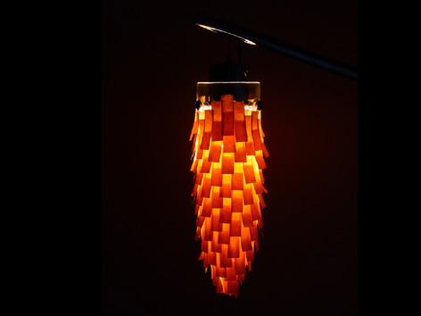 ミノムシの照明5
