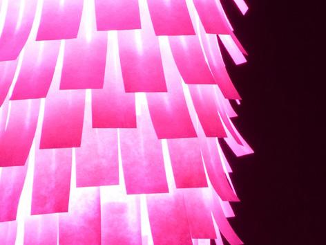 ミノムシの照明8