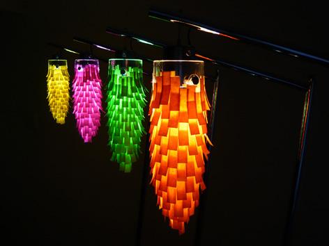 ミノムシの照明9