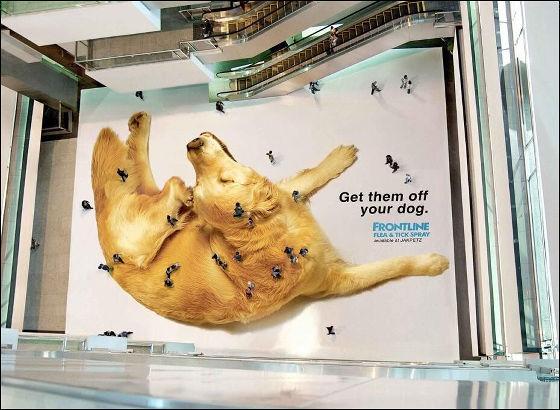【世界の広告】世界の広告デザイナーがつくった思わず見入ってしまう印象的な広告。1