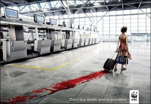 【世界の広告】世界の広告デザイナーがつくった思わず見入ってしまう印象的な広告。12