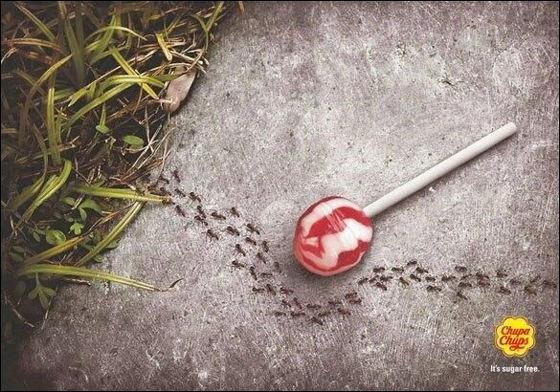 【世界の広告】世界の広告デザイナーがつくった思わず見入ってしまう印象的な広告。22