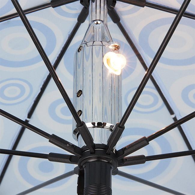 光るファッション傘 bright night(ブライトナイト)3