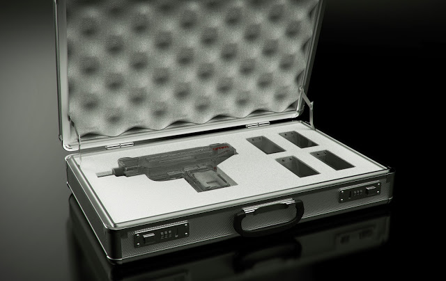 9mm Vodka Gun on case9