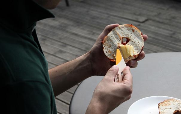使い捨てバターの新しい形2