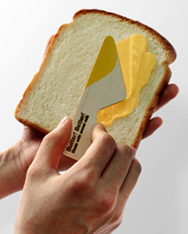 使い捨てバターの新しい形6
