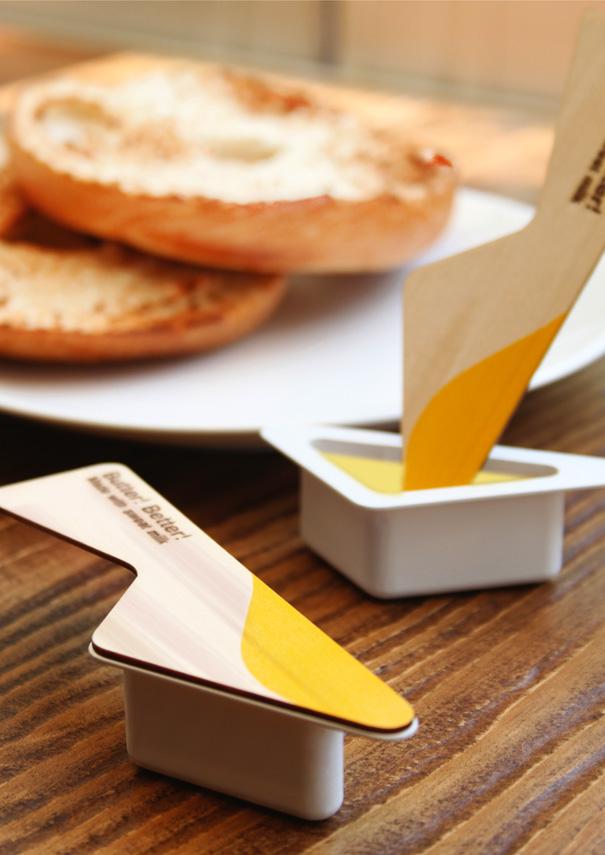 使い捨てバターの新しい形7