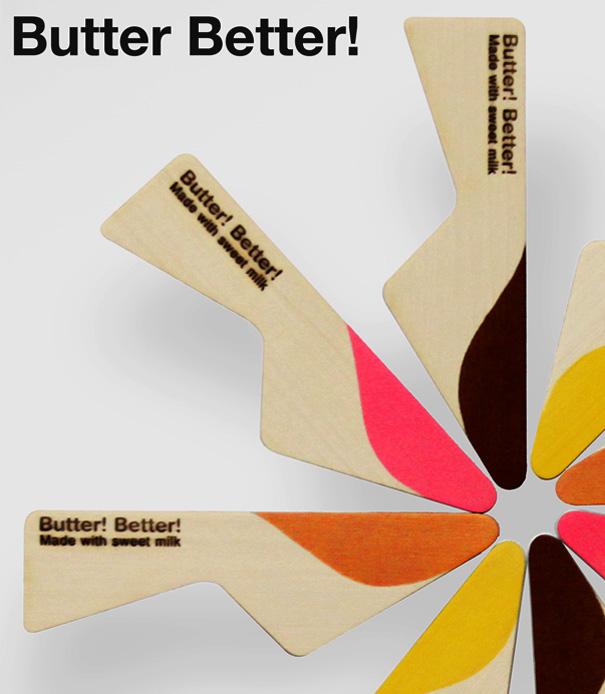 使い捨てバターの新しい形8
