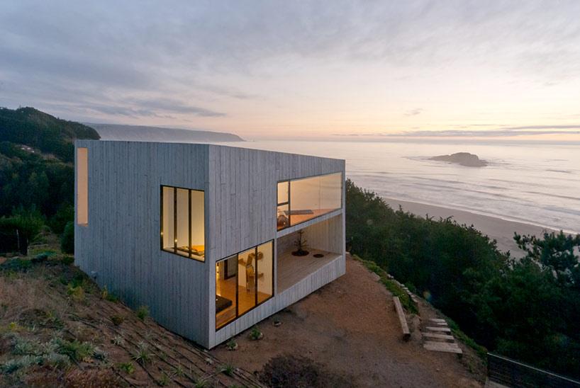 チリにある家dhouse01