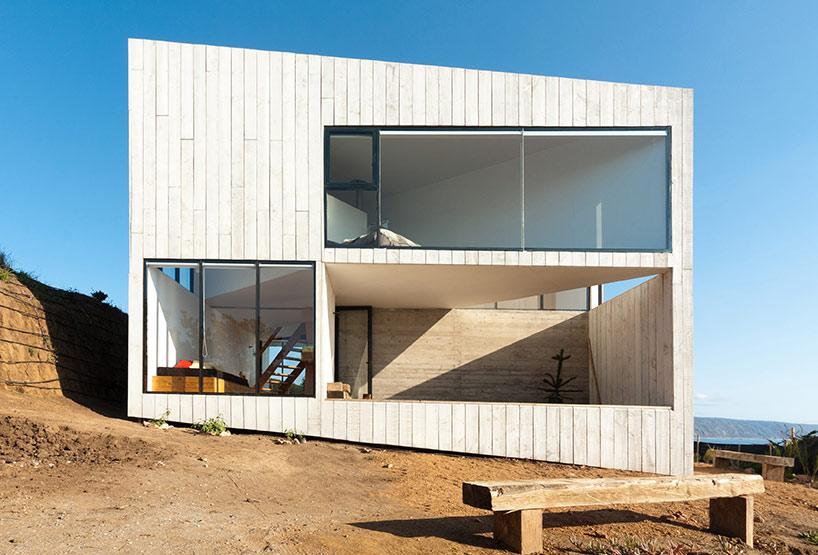 チリにある家dhouse04