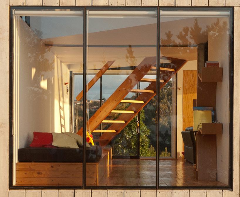 チリにある家dhouse07
