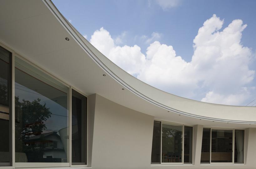 熊木英雄建築事務所の「緑のカーテンの家」9