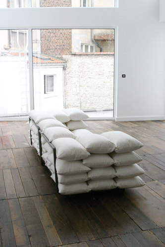 Cushionized Sofa II