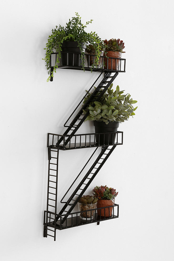 Fire Escape Wall Shelf4