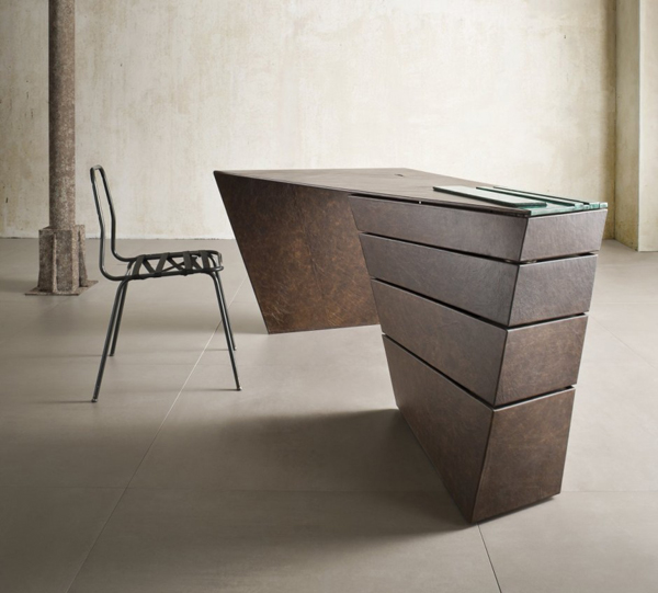 Torque Desk by I M Lab2