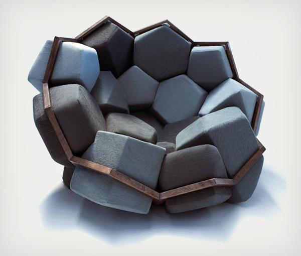 Quartz Armchair2