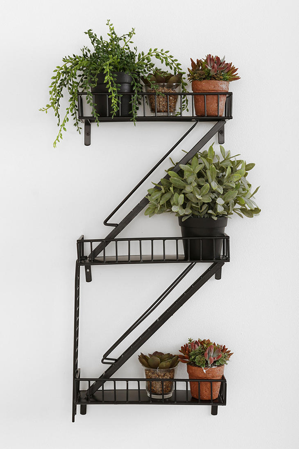 Fire Escape Wall Shelf3