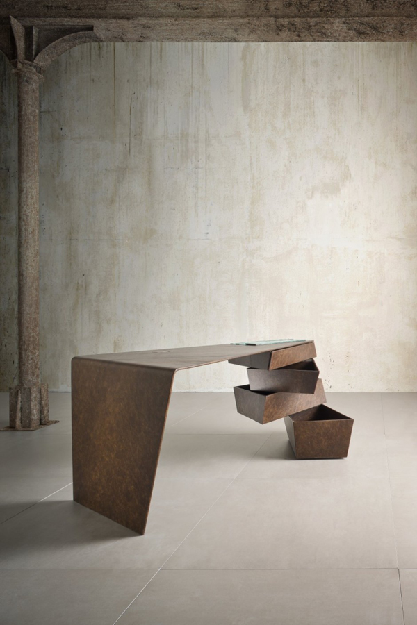 Torque Desk by I M Lab4