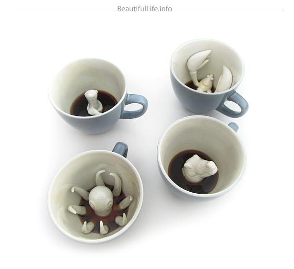 Creative Creature Cups