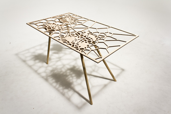 Fall-Off Table by Sam Stringleman11