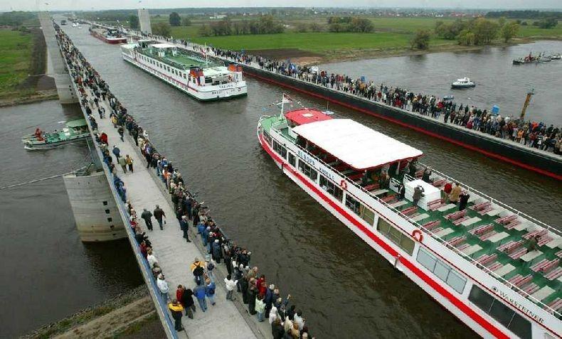 Magdeburg Water Bridge3