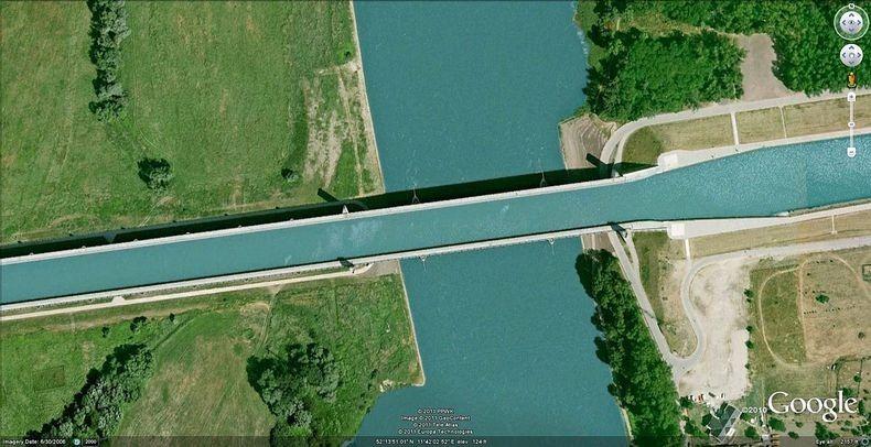 Magdeburg Water Bridge5