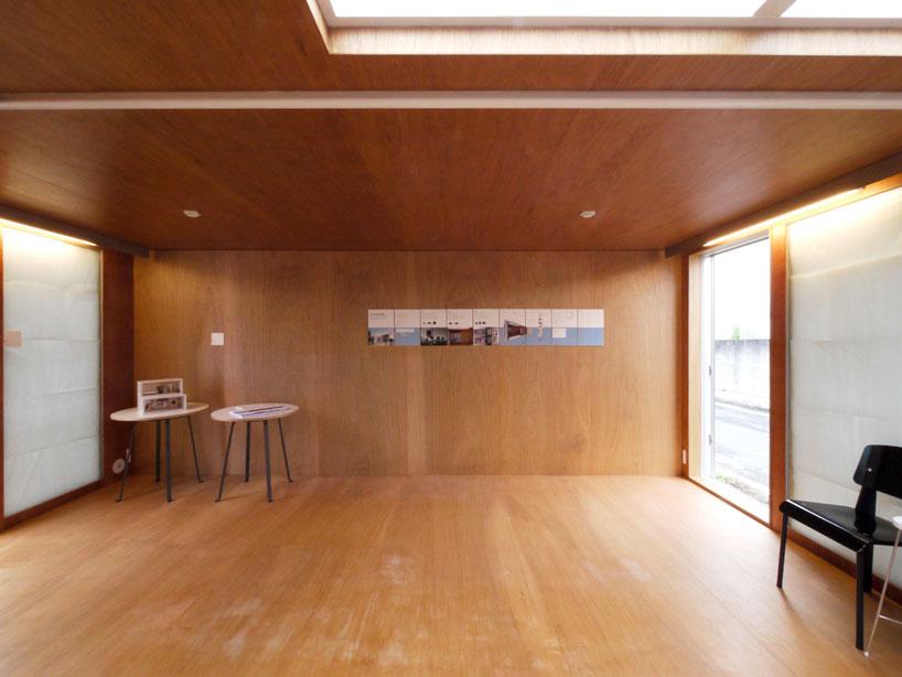 建築家吉村靖孝氏がデザインしたコンテナハウス。6