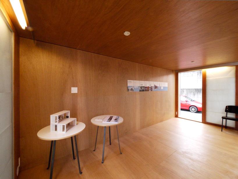 建築家吉村靖孝氏がデザインしたコンテナハウス。7
