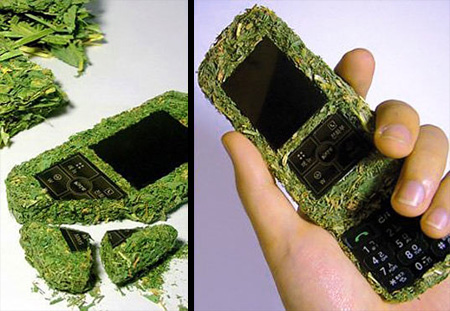 Futuristic Cell Phone Concepts