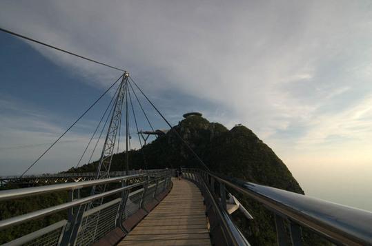マレーシア、ランカウイ島のスカイブリッジ5