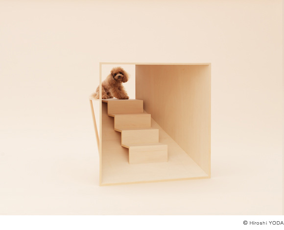 世界中の名だたる建築家が考えた「犬」のための家