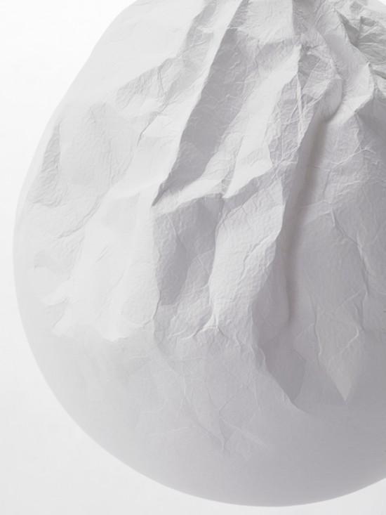 semi-wrinkle washi