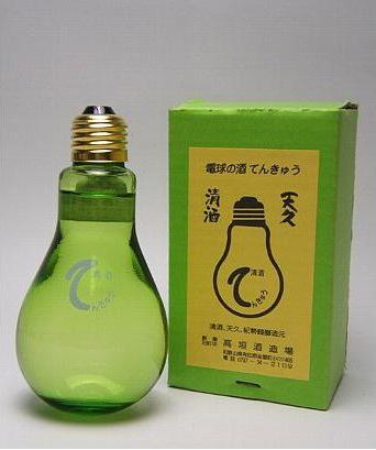 高垣酒造場 電球の酒 てんきゅう7