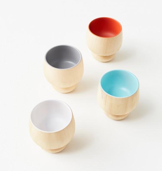 lump-bowl / lump-cup / lump-plate