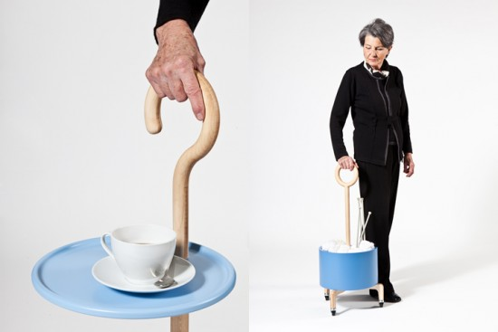 お年寄りに便利な杖「Together Canes」8