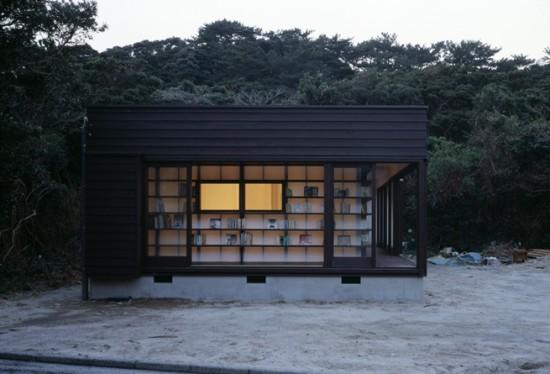 図書館を両立した住宅兼図書館「 絵本の家」10