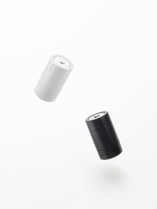 「電池」の形状をしたワイヤレスマウス「kandenchi」5