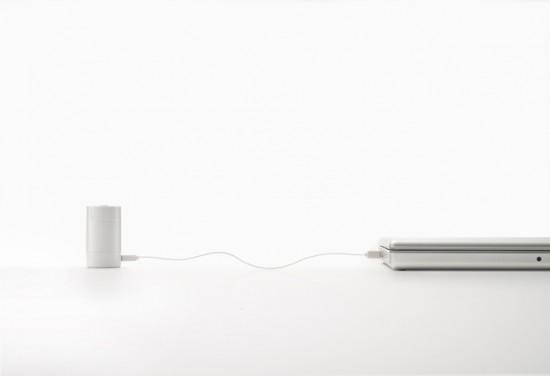 「電池」の形状をしたワイヤレスマウス「kandenchi」7