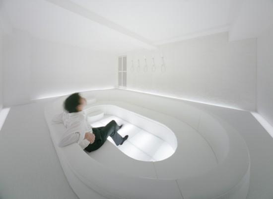バスルームをイメージしてつくられたカラオケルーム「karaoke-tub」4