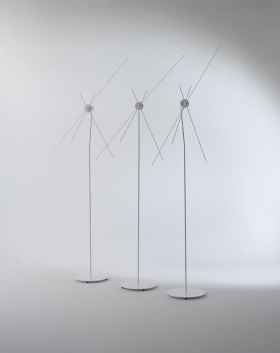 風のように時を感じる 「風車」のような時計「kazadokei」6