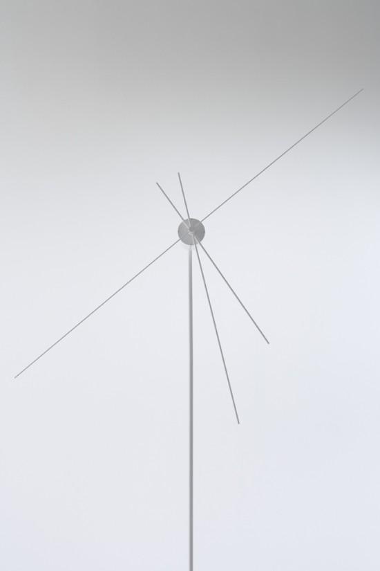 風のように時を感じる 「風車」のような時計「kazadokei」4