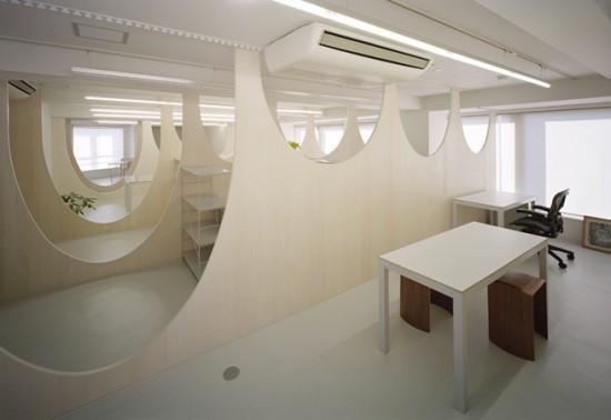 目黒川の近くにあるnendoのオフィス「meguro office」3