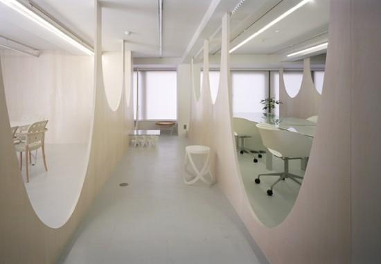 目黒川の近くにあるnendoのオフィス「meguro office」5