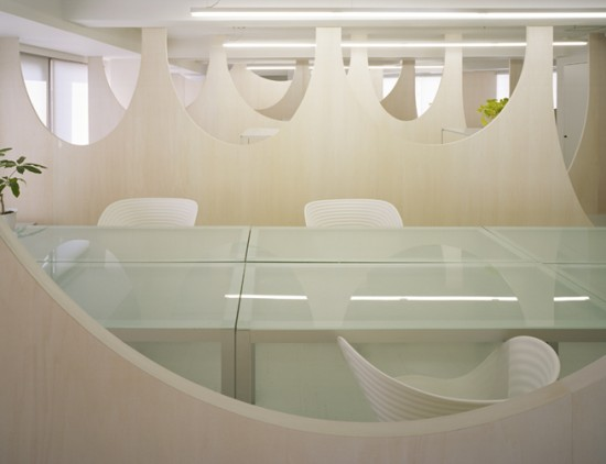 目黒川の近くにあるnendoのオフィス「meguro office」7