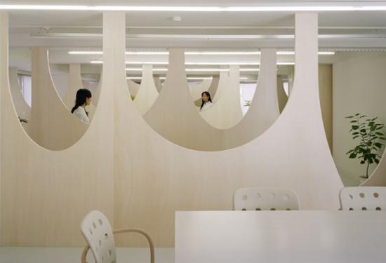 目黒川の近くにあるnendoのオフィス「meguro office」9