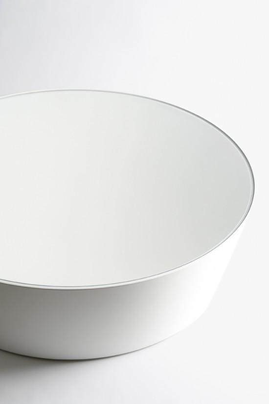 テーブルの上に置いたものが浮遊してみるローテーブル3