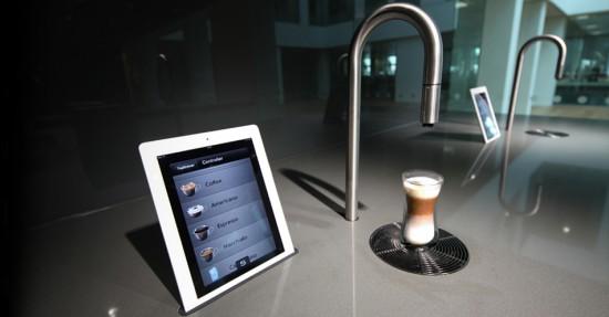 iPhoneやiPadで操作できるコーヒーメーカー