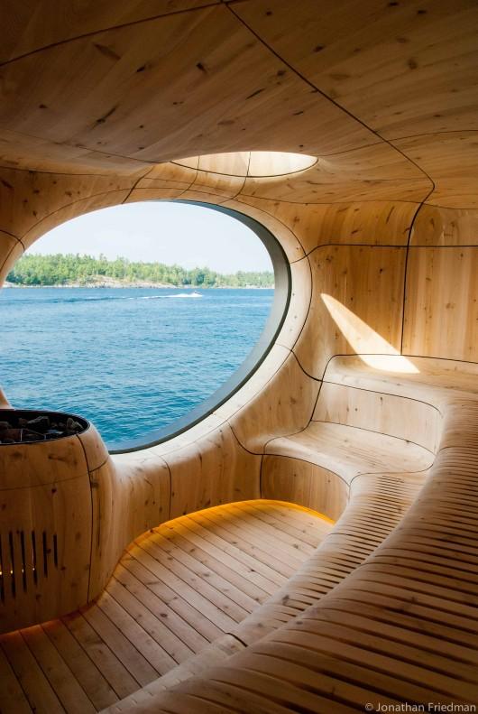 Grotto Sauna